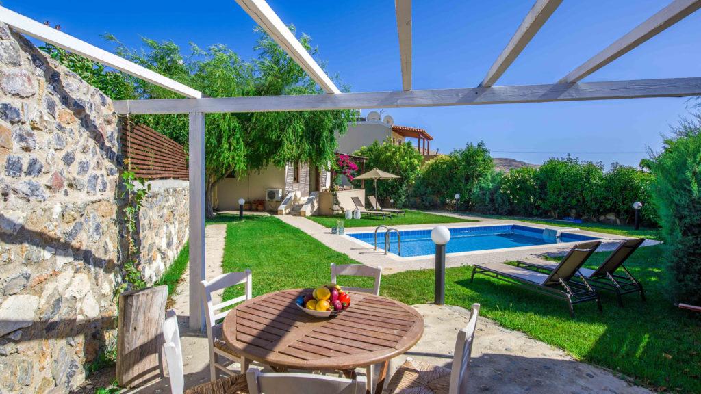 Villa suite Phaedra